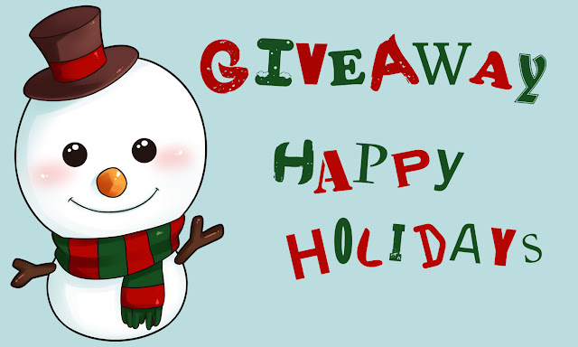 Giveaway: Happy Holidays