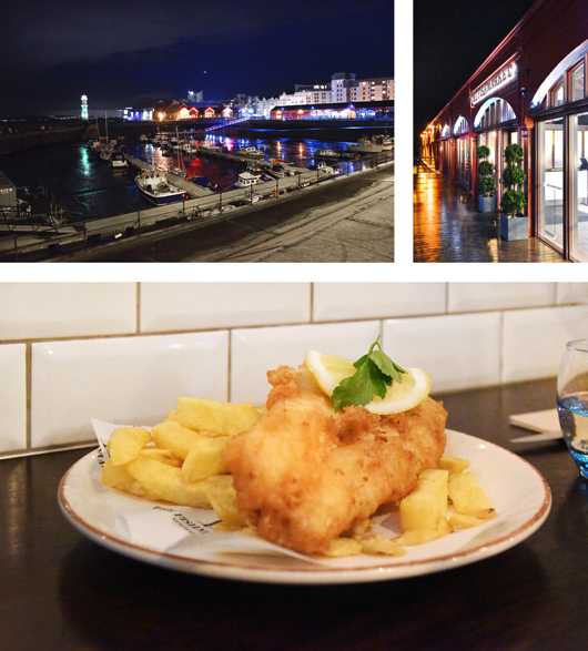 The Fishmarket - beste Fish and Chips in Edinburgh