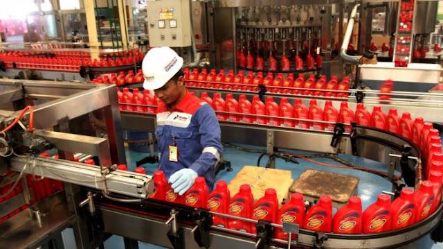 Lowongan Kerja Lulusan S1 PT Pertamina Lubricants Bulan Agustus 2018