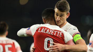 Arsenal vs Qarabag 1-0 Highlights Liga Europa