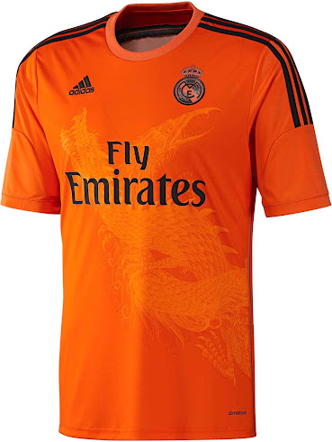 timeless design 185d5 84d91 Real Madrid 14-15 Home, Away Kits + Yamamoto Dragon Third ...