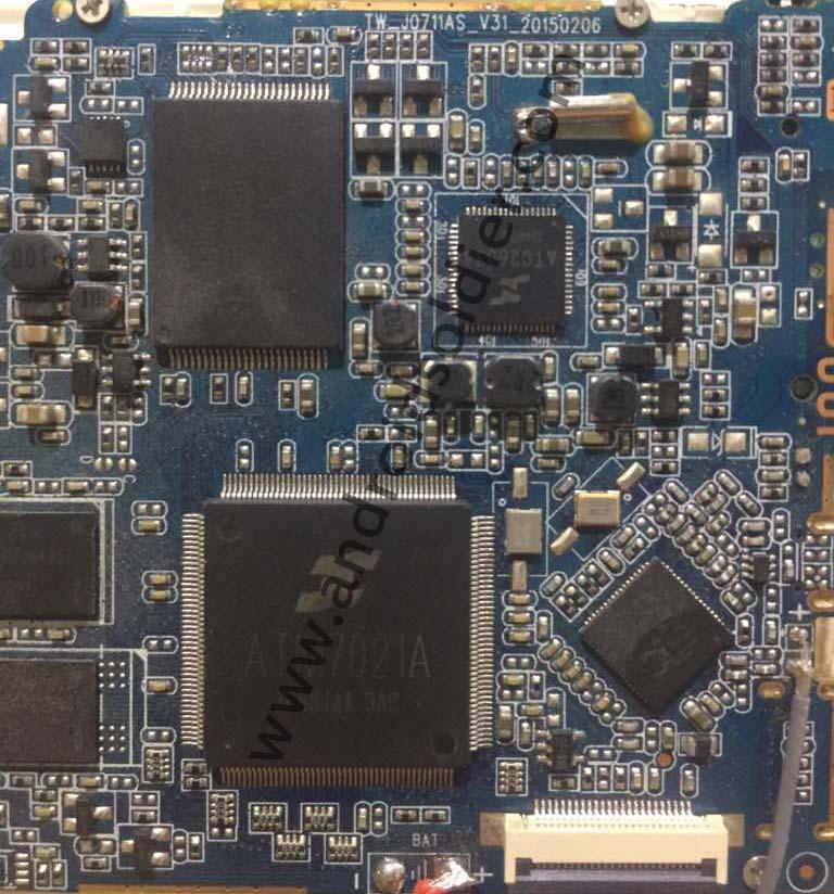 прошивка на планшет процессор atm7021a