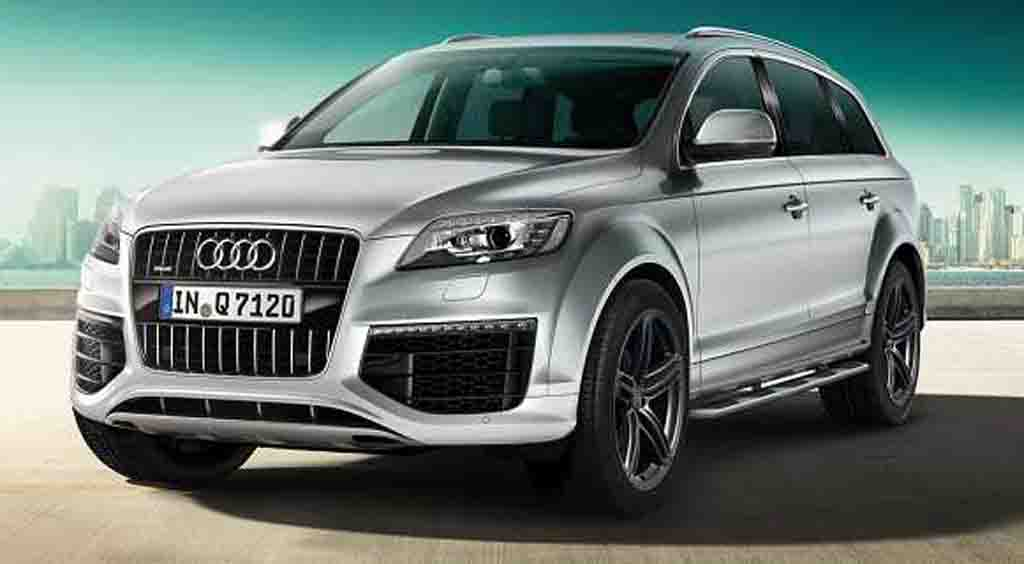 Taking Into Consideration The Comments Out Print Media Circles Ody Is Totally Hy With External Look Of New Q7 Model Or Even 2016