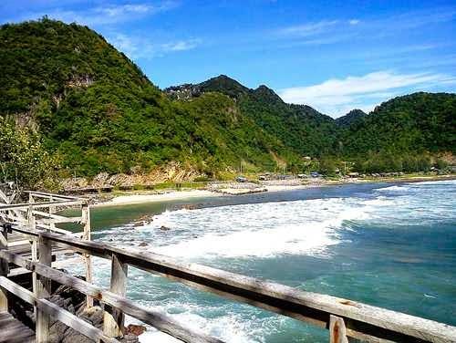 Pantai Lhoknga - Tempat wisata di banda aceh