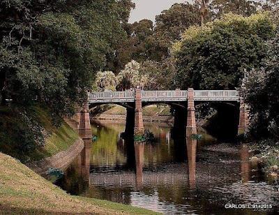 Actual puente Miguelete