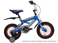 12 Inch Pacific Valero Kids Bike
