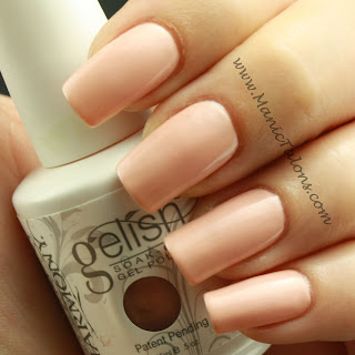 Manic Talons Nail Design Sometimes You Just Feel Like Going Nude