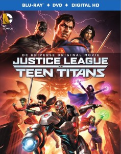 Justice League vs. Teen Titans (2016) Subtitle Indonesia
