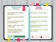 Peribahasa Melayu VS English Proverbs