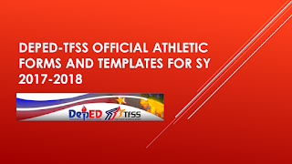 Deped School Forms Templates 2018
