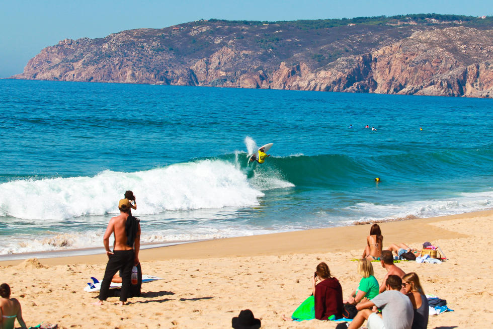 3 Robson Santos BRA Allianz Billabong Pro Cascais Foto WSL Laurent Masurel