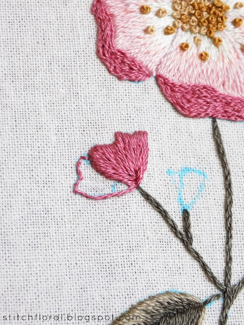 Cecelia Rose Stitch Along: Part 3, Final