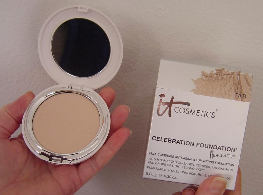 IT CosmeticsYour Most Radiant You!  Celebration Foundation Illumination