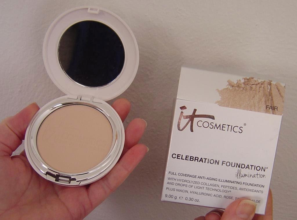 IT CosmeticsYour Most Radiant You!  Celebration Foundation Illumination