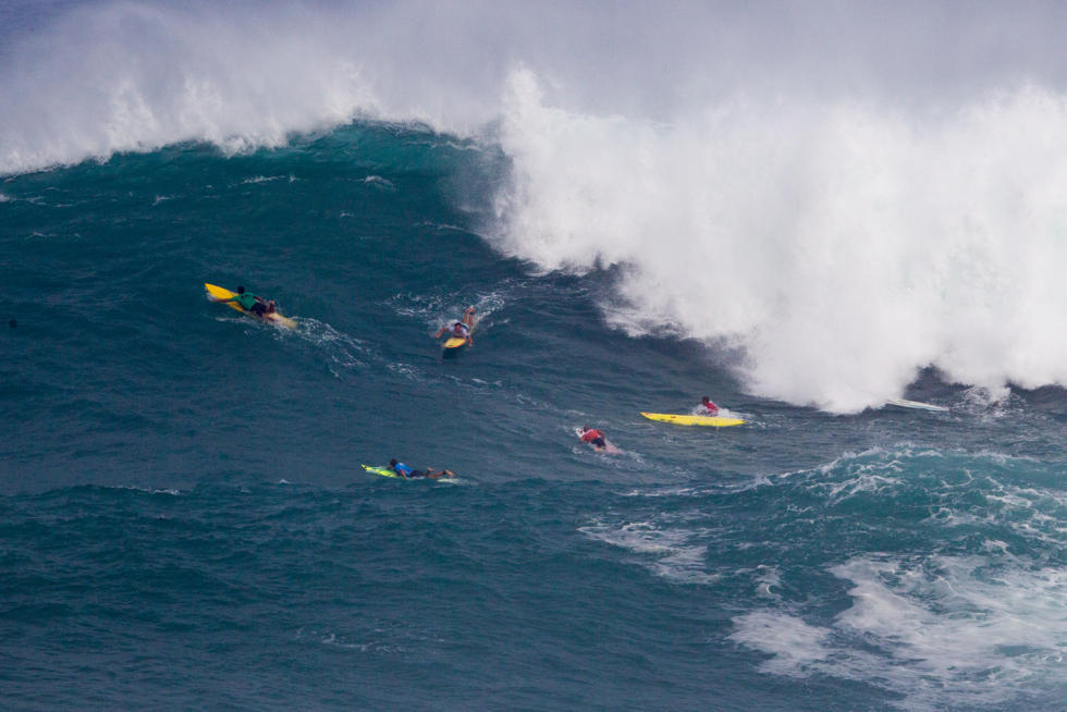 31 Waimea Bay Quiksilver in Memory of Eddie Aikau Fotos WSL Keoki