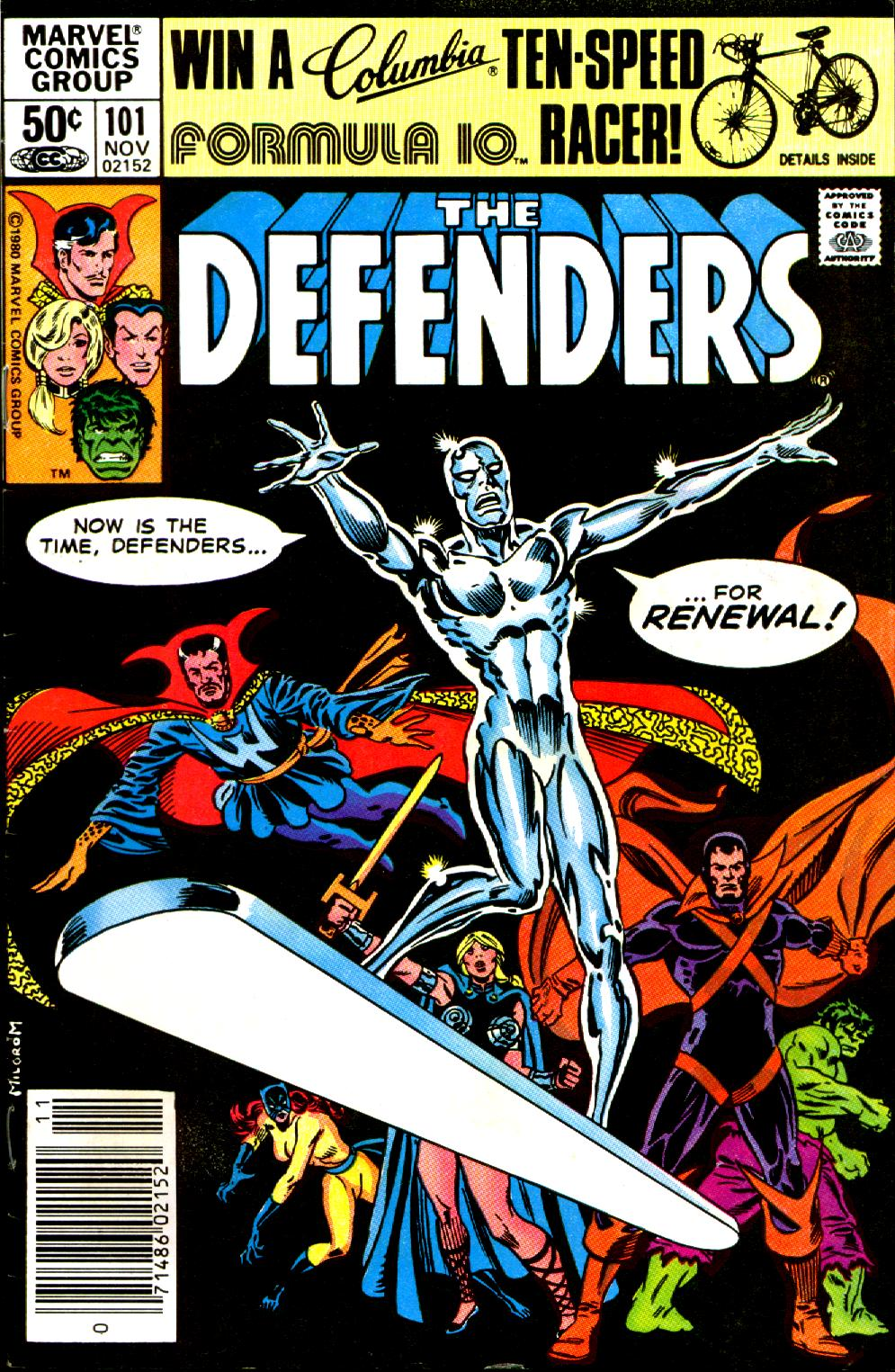 The Defenders (1972) 101 Page 1
