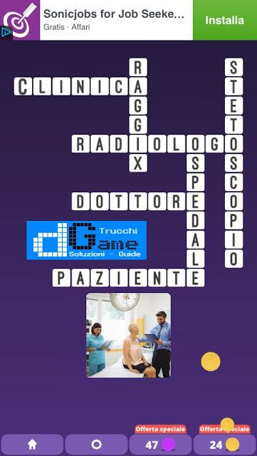 Soluzioni One Clue Crossword livello 29 schemi 1 - 15 (Cruciverba illustrato)  | Parole e foto