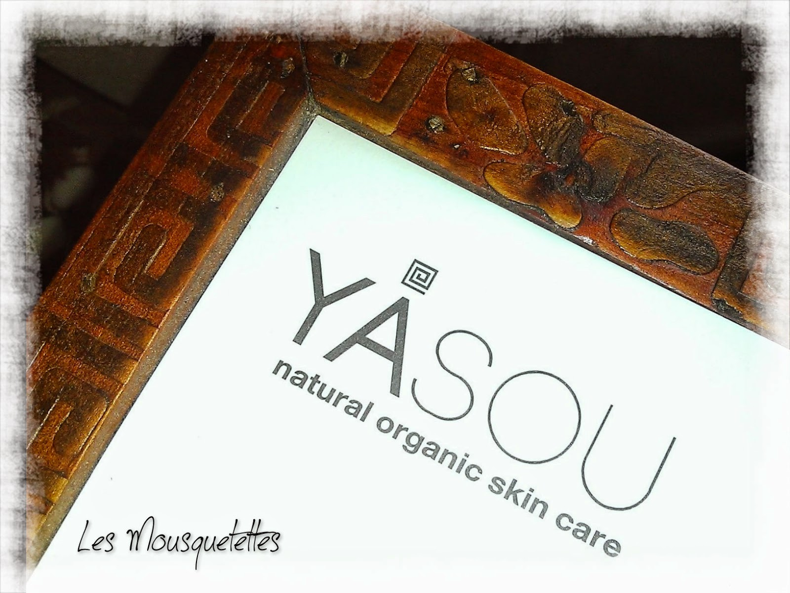Yasou Natural Organic Skin Care - Les Mousquetettes©