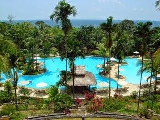 Pantai Lagoi Angsana Bintan