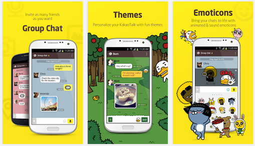 KakaoTalk Apk for Android