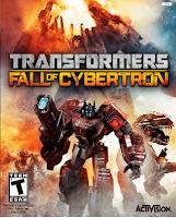 تحميل لعبة المتحولون سقوط سايبترون Transformers Fall Of Cybertron كاملة مع الكراك للكمبيوتر
