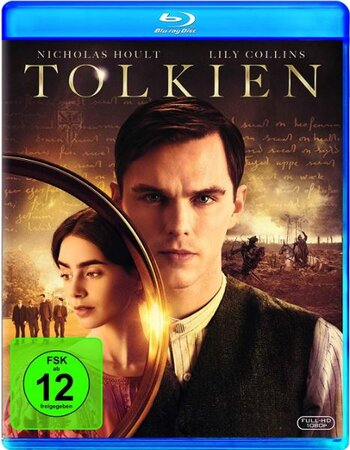 Tolkien (2019) Dual Audio Hindi ORG 480p BluRay x264 350MB ESubs Movie Download