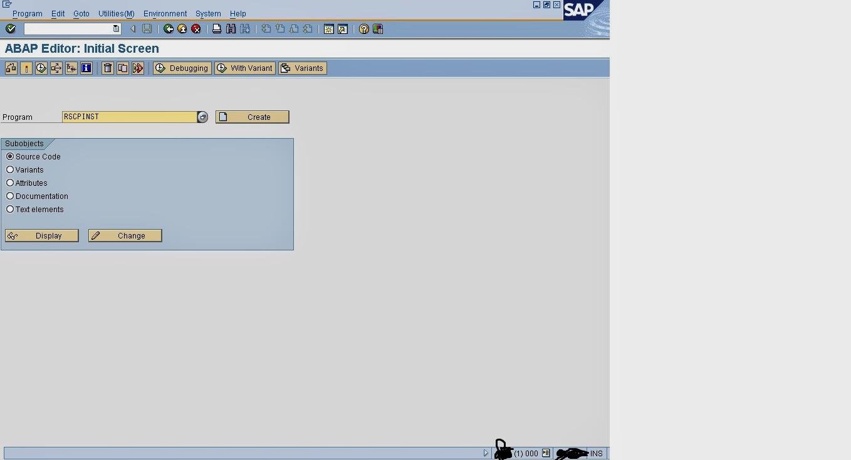 SAP BASIS Tutorial: Language Pack Installation -Chinese-part 1