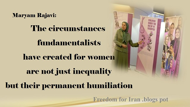 Iran-Maryam Rajavi- Women's Role in War against Fundamentalism-Conference in the European Parliament Brussels – 2 March 2016