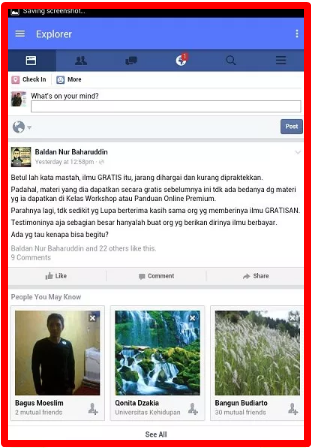 Cara Mendownload Video Dari Facebook