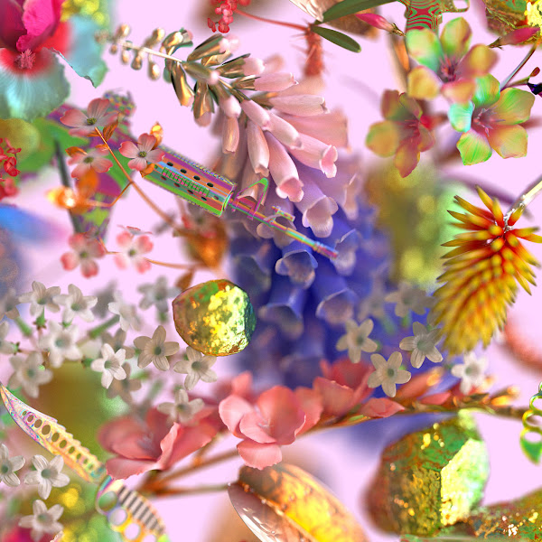 Flume - My Boo (triple j Like a Version) [feat. Vince Staples, Kučka, Ngaiire & Vera Blue] - Single Cover