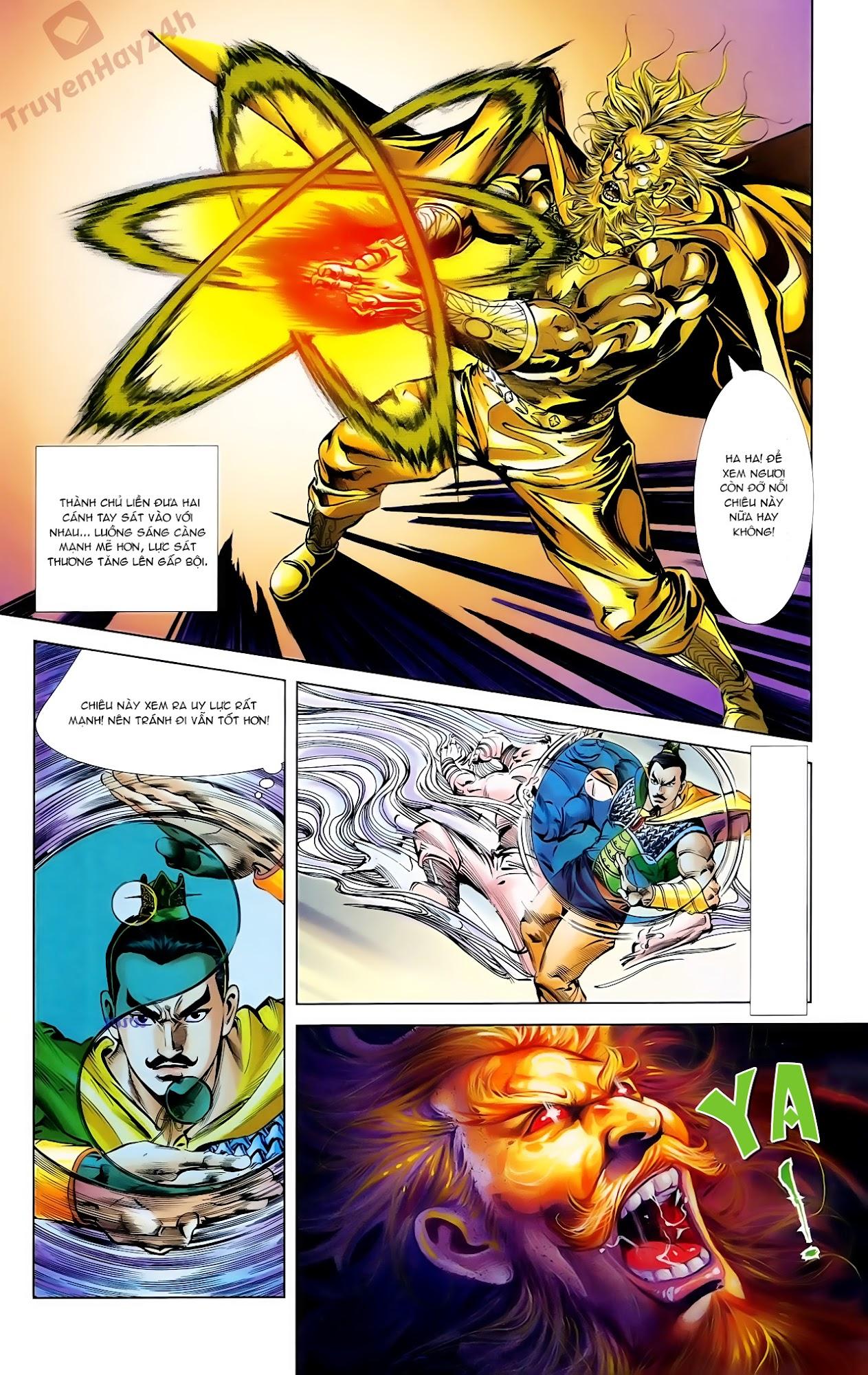 Cơ Phát Khai Chu Bản chapter 62 trang 11