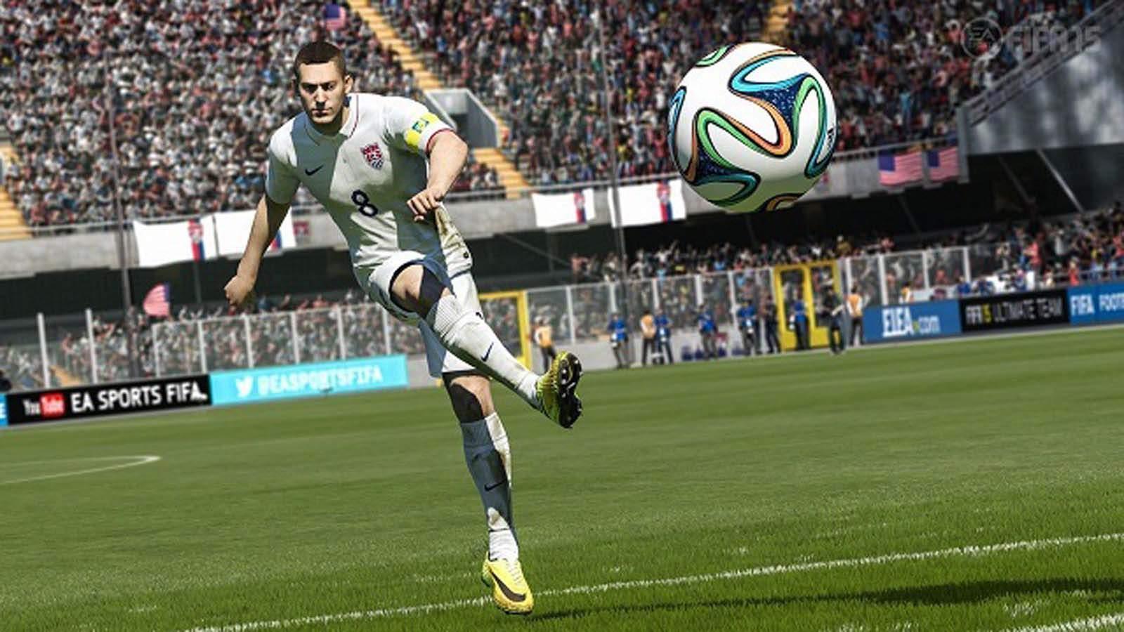 تحميل لعبة FIFA 2016 مضغوطة كاملة بروابط مباشرة مجانا