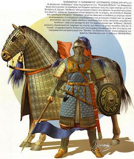 Stirling Mercenaries Changes In Byzantine Tactics Between