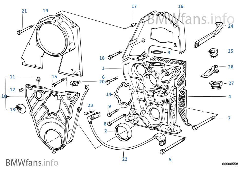 bmw problem solving  cara menggati timing belt bmw m40