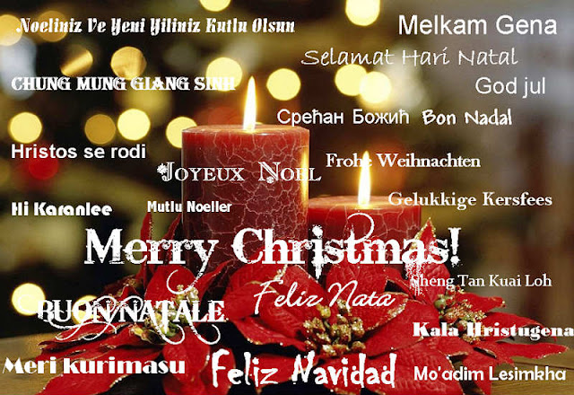 How to say merry christmas in different languages happy new year 2018 merry christmas in different languages m4hsunfo