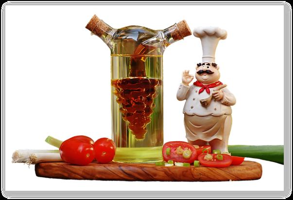 Uleiuri sanatoase pentru salate, feluri de ulei
