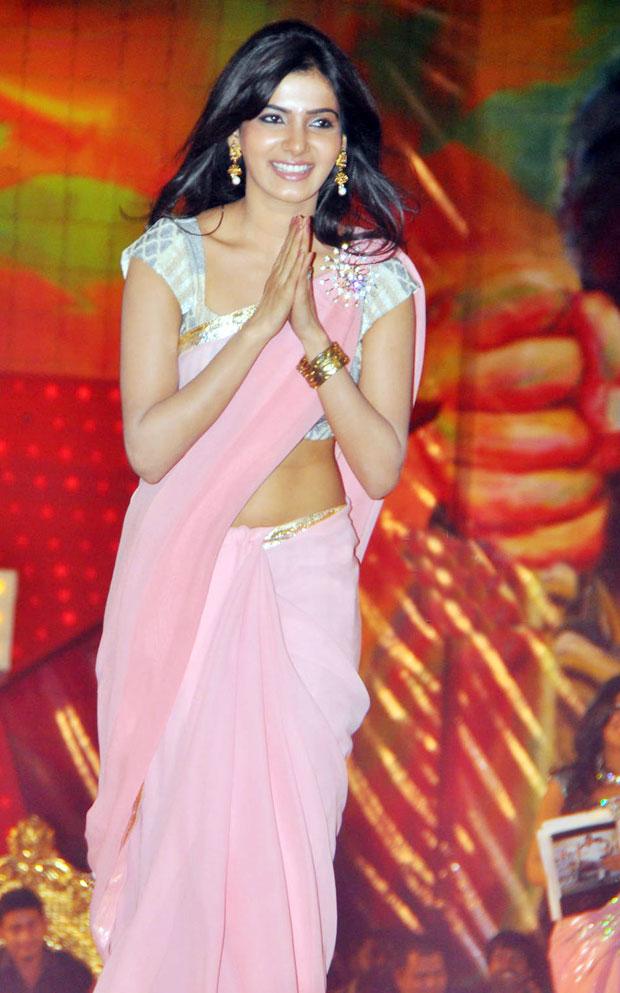 Samantha Online: Samantha Ruth Prabhu in Dookudu 50 Days Meet  Mahesh