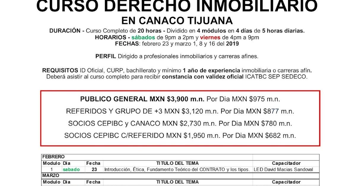 Blog Bienes Raíces Y Arquitectura En Tijuana Baja