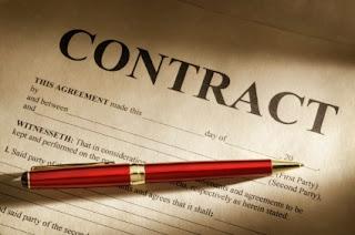 Syarat-syarat Sah Perjanjian (kontrak)