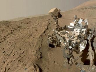 """Excientífico de la NASA: """"Encontramos evidencias de vida en Marte"""""""