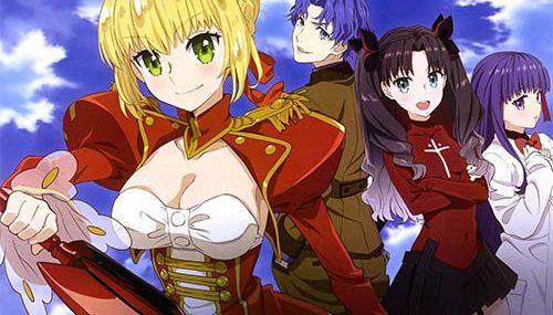 Fate/Extra Last Encore,Fate/Extra Last Encore Walpaper
