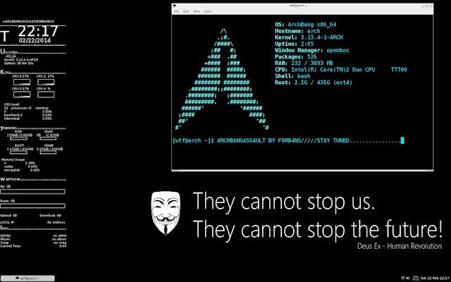 ArchAssault, sistema baseado no ArchLinux, altera seu nome para ArchStrike