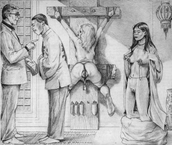 экзекуция половых органов - 8