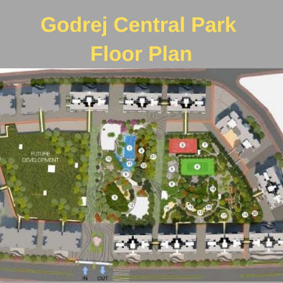 Godrej Central Park Floor Plan