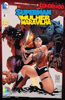 Os Novos 52! Superman & Mulher Maravilha #8