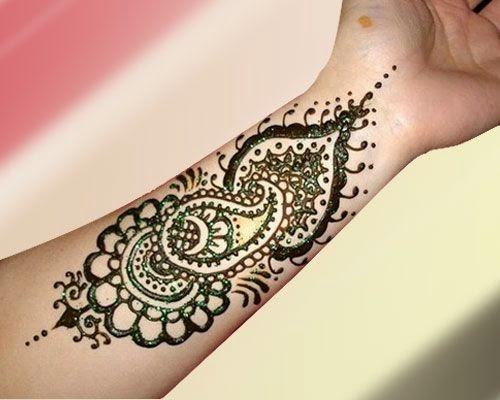 43 Henna Wrist Tattoos Design: Beautiful Henna Tattoo Designs For Your Wrist