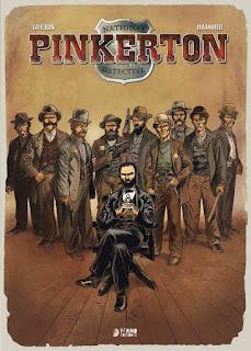 Detectives Pinkerton
