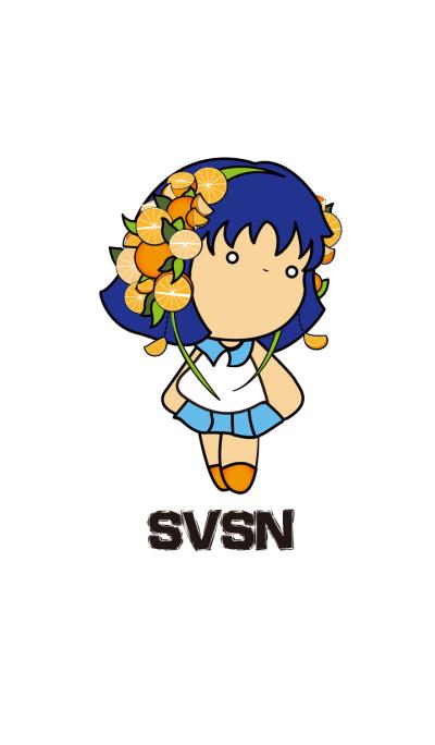 SVSN-orange party