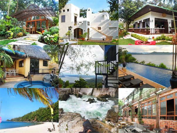 And Samkara Restaurant Garden Resort Middle L R Dona Jovita Casa Alegria Vivere Azure Bottom Westnuk Beach Of Vista