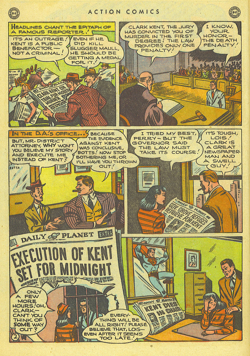Read online Action Comics (1938) comic -  Issue #118 - 3